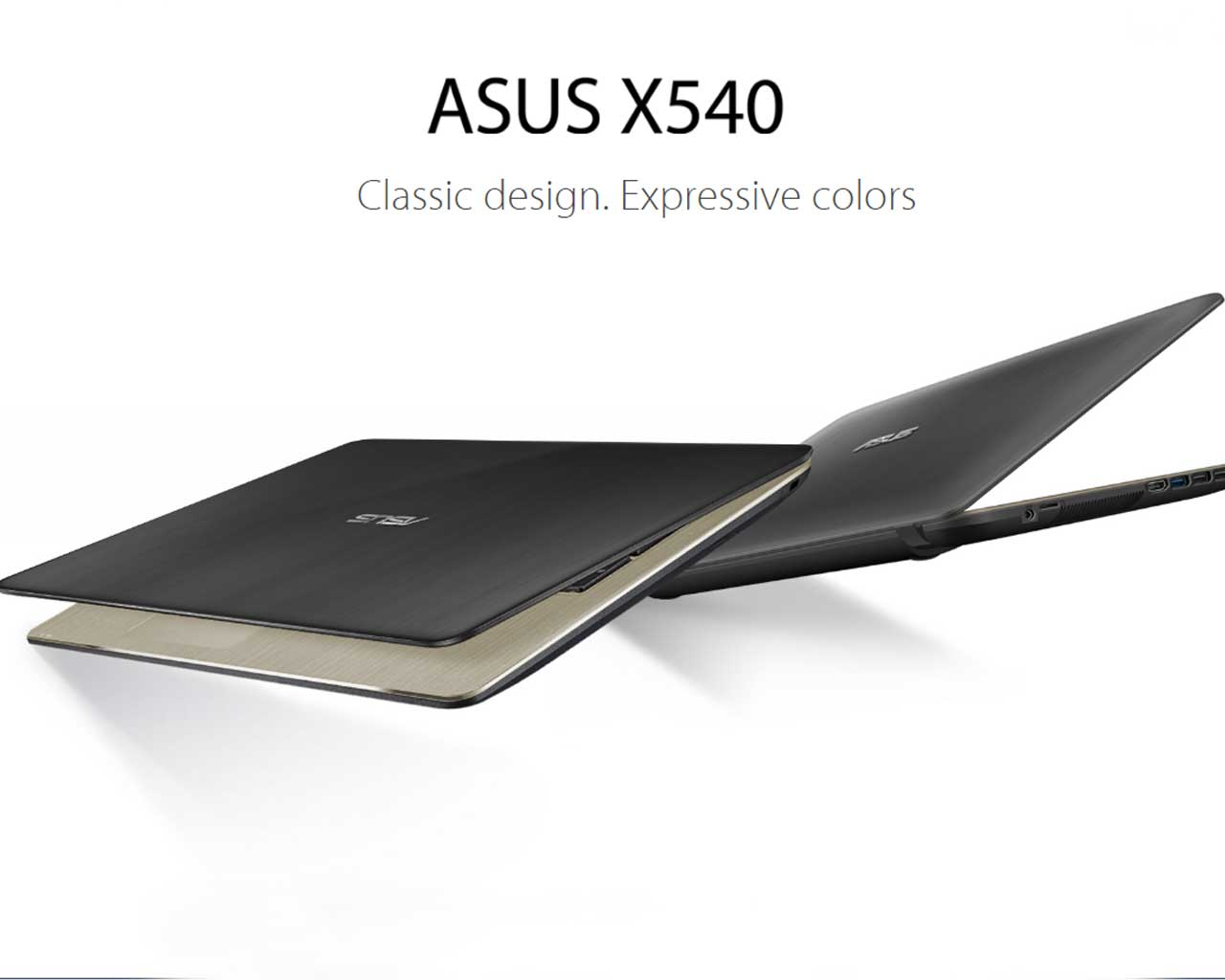 Asus X540UB 7th Gen Core I3 Black With Graphics