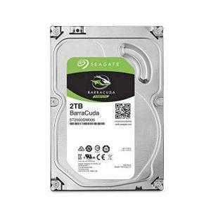 Seagate 2TB Sata Desktop Hard Disk