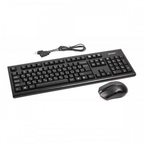 A4 TECH KEYBOARD 3000N V-TRACK 2.4G WIRELESS MOUSE