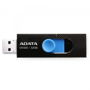 Adata UV320 32GB USB 3.2 Black-Blue Pen Drive