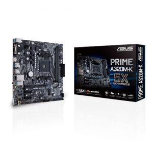 Asus Prime A320M-K AMD