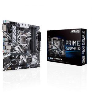 ASUS PRIME Z390M-PLUS Motherboard
