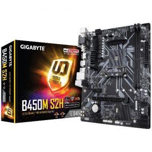 Gigabyte B450M S2H Motherboard