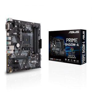 ASUS PRIME B450M-A AMD