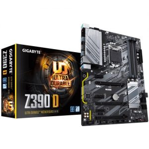 Gigabyte Intel Z390 D Motherboard