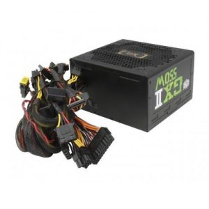 Cooler Master GXII ver2 A-UK Cable 550 Watt Power Supply