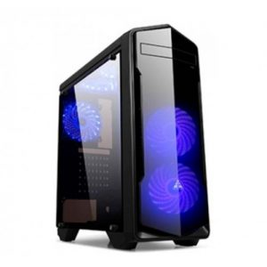 Golden Field 6021B Transparent Window Gaming ATX casing