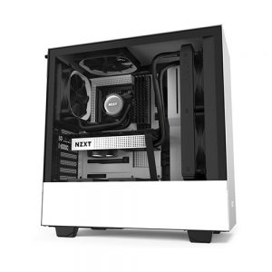 NZXT H510 COMPACT MID TOWER CASE