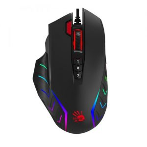 A4Tech BLOODY J95 2-FIRE RGB ANIMATION GAMING MOUSE