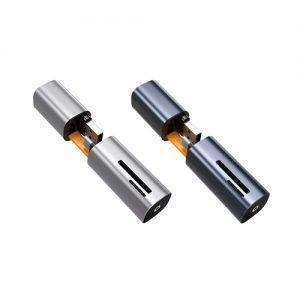 Baseus Cabin Card Reader USB-A & USB-C Dual Interface Micro SD & SD Mini