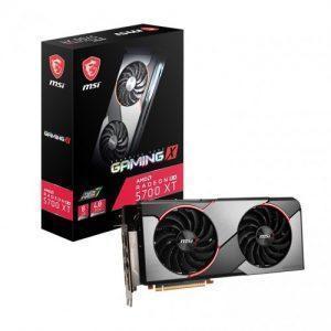 MSI Radeon RX 5700 XT Gaming X 8GB Graphics Card