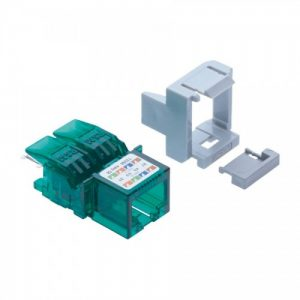 R&M Cat 6 Termination Jack for Patch Panel Tool Free