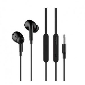 UiiSii UX Wired Black Earphone with Mic