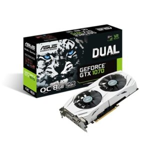 ASUS DUAL GTX 1070 OC 8GB GDDR5 Graphics Card