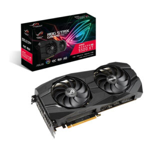 Asus ROG Strix Radeon RX 5500 XT 8GB GDDR6 Graphics Card (ROG-STRIX-RX5500XT-O8G-GAMING)