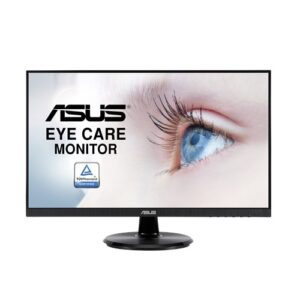 Asus VA24DQ 23.8 Inch 75Hz Full HD Eye Care IPS Monitor
