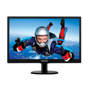 Philips 193V5LHSB2 18.5 inch LED Monitor