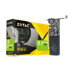 ZOTAC GeForce GT 1030 2GB GDDR5 HDMI DVI Low Profile Graphics Card