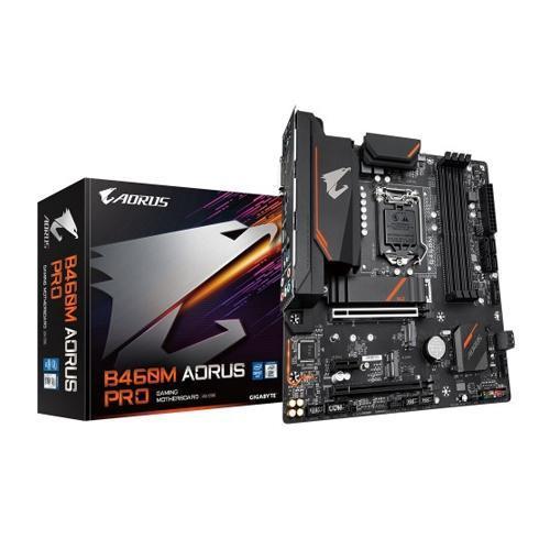 Gigabyte B460M Aorus Pro 10th Gen Micro-ATX Motherboard