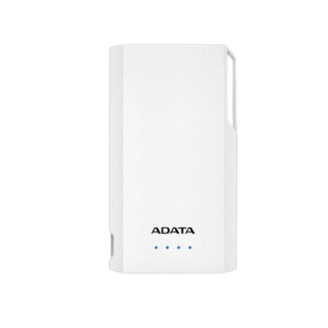 ADATA S10000 10000 mAh Power Bank - White
