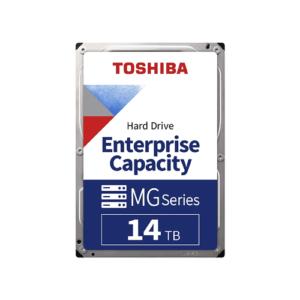 TOSHIBA MG07ACA14TE 14TB 3.5 inch SATA 6Gbit/s 7200RPM Internal HDD