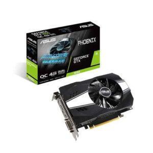 ASUS Phoenix GeForce GTX 1650 V2 OC edition 4GB GDDR5 Graphics Card